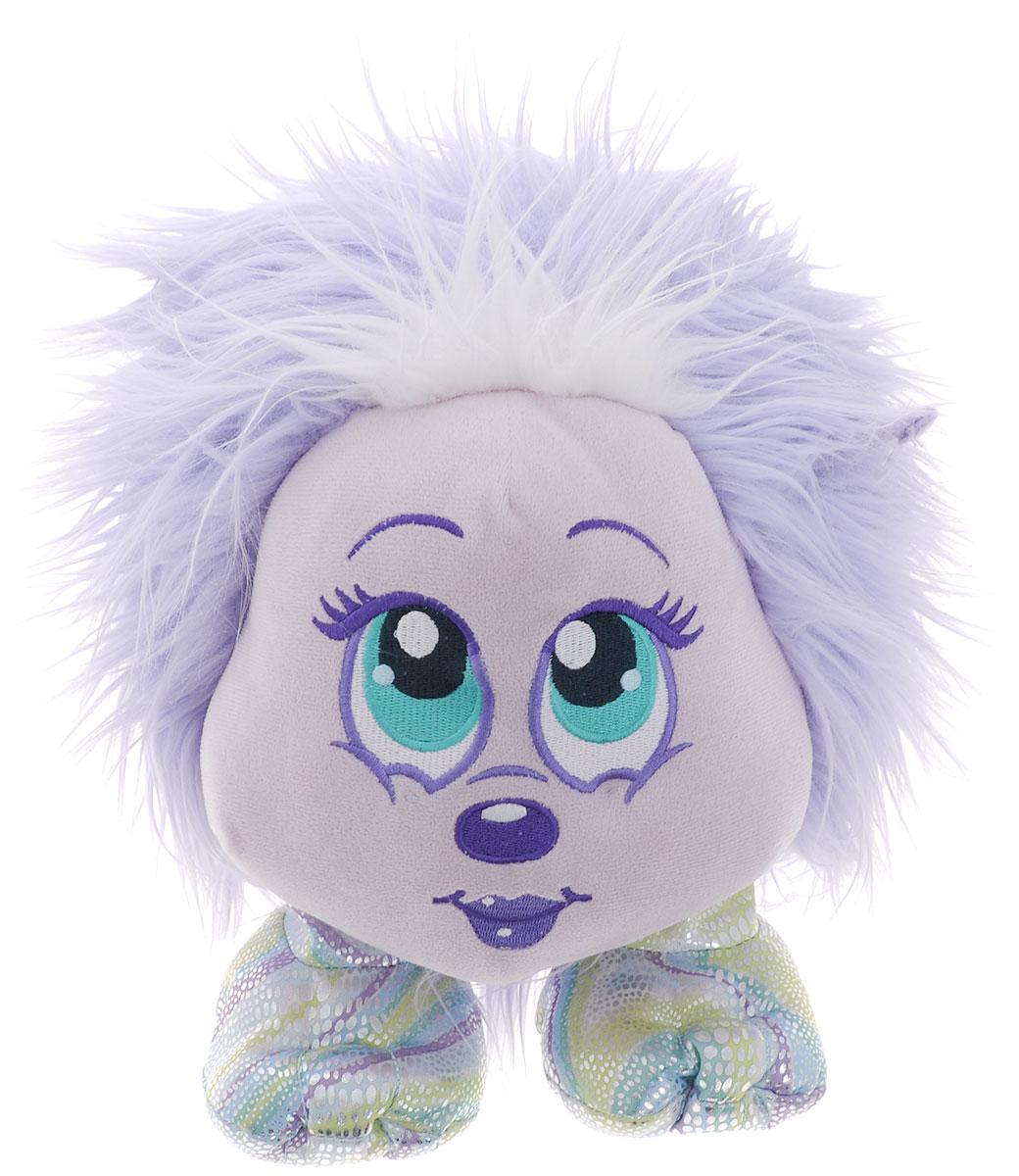 Zuru Мягкая игрушка Big Shnooks цвет сиреневый 23 см203_сиреневыйМягкая игрушка Zuru Big Shnooks привлечет внимание вашей малышки и станет для нее лучшим другом. Shnooks (Шнукс) - забавный плюшевый мохнатик с веселой мордочкой, маленьким носиком, добрыми глазками и пухлыми маленькими лапками. Все зверюшки Shnooks любят, когда их обнимают, гладят, заплетают косички и создают различные прически. Перед использованием игрушку необходимо достать из упаковки и потрясти. Объем волос игрушки сильно увеличится. Такая замечательная игрушка подарит вашей малышке множество часов приятных объятий, а также позволит ей проявить свой парикмахерский талант.