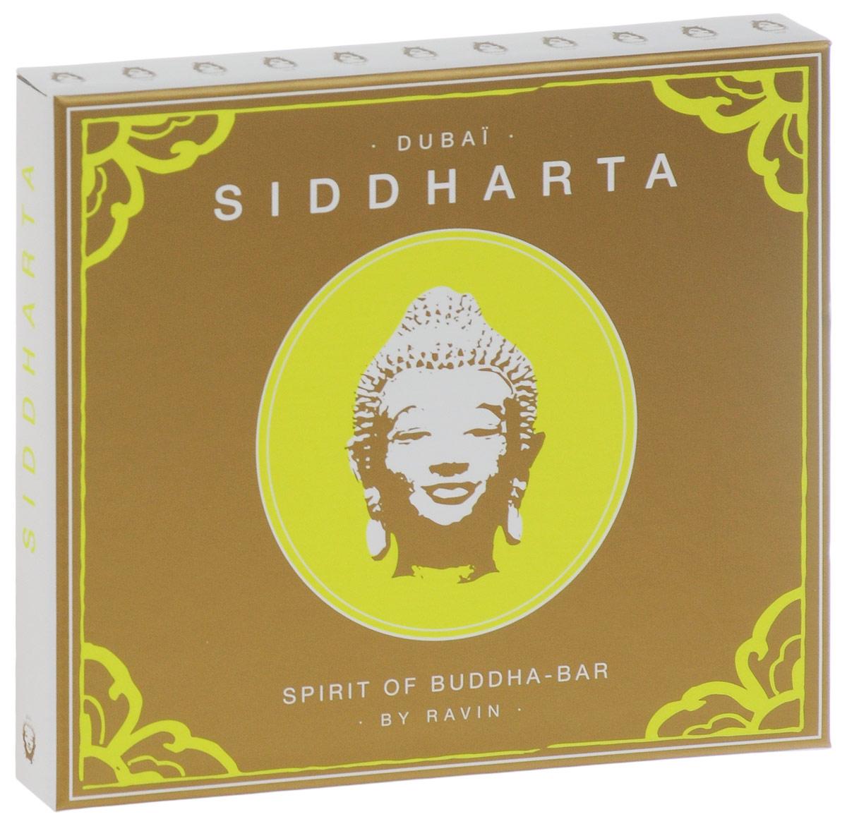 Ravin. Dubai. Siddharta. Spirit Of Buddha-Bar 2012 Audio CD