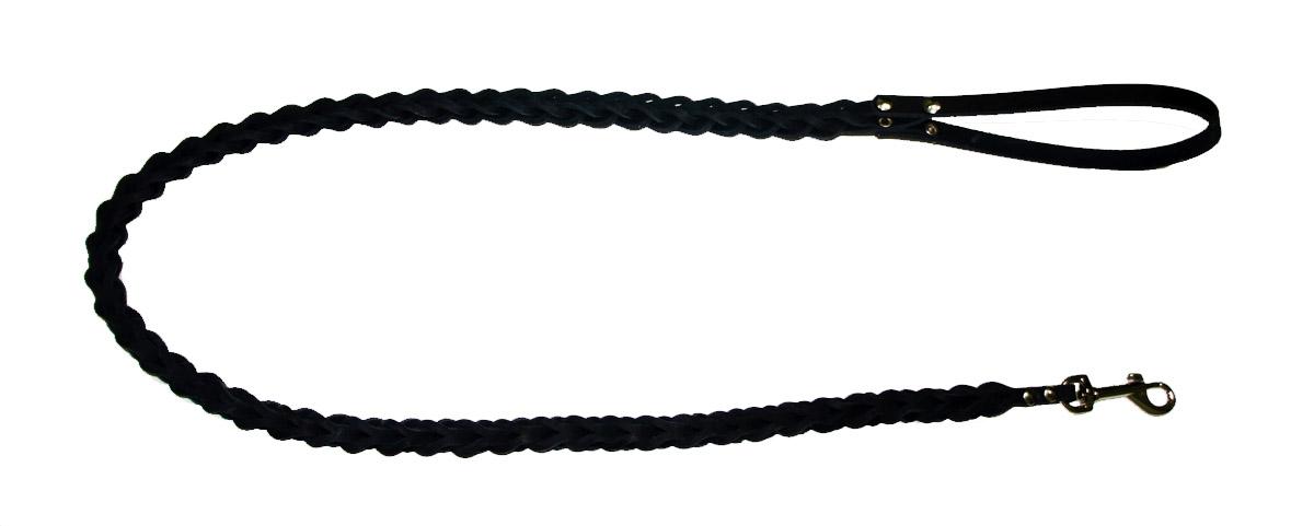 Поводок для собак Аркон Плетенка квадратная, цвет: черный, ширина 1,6 см, длина 120 смпл8квчПоводок для собак Аркон Плетенка квадратная изготовлен из высококачественной натуральной кожи в виде объемного плетения. Карабин выполнен из легкого сверхпрочного сплава. Изделие отличается не только исключительной надежностью и удобством, но и привлекательным современным дизайном. Поводок - необходимый аксессуар для собаки. Ведь в опасных ситуациях именно он способен спасти жизнь вашему любимому питомцу. Иногда нужно ограничивать свободу своего четвероногого друга, чтобы защитить его или себя от неприятностей на прогулке. Длина поводка: 120 см. Ширина поводка: 1,6 см.