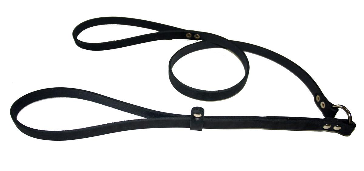 Ринговка для собак Аркон Стандарт, цвет: черный, ширина 1,2 см, длина 110 смр12чРинговка Аркон Стандарт - это специальный поводок, состоящий из петли с фиксатором и, собственно, поводка. Выполнена из натуральной кожи, фурнитура - из высококачественного металла. Ринговка является самым распространенным видом амуниции для показа собаки на выставке или занятий рингдрессурой. Ринговку подбирают в тон окраса собаки, если собака пятнистая - то в тон преобладающего окраса или, наоборот, контрастную. Максимальный обхват шеи: 63 см. Ширина: 1,2 см. Длина: 110 см.