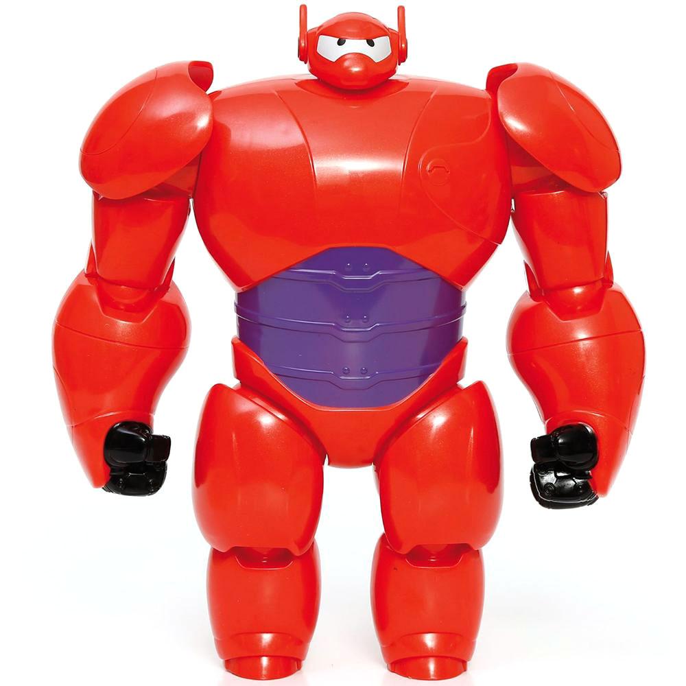 Big Hero 6 Фигурка Baymax38660Фигурка Big Hero 6 Baymax привлечет внимание любого поклонника мультфильма Город Героев. Фигурка выполнена из прочного безопасного пластика в виде главного героя мультфильма - робота Бэймакса в боевой броне. Голова, руки и ноги фигурки подвижны. Бэймакс - главный герой мультфильма Город Героев. Является персональным помощником по уходу за здоровьем. Добрый, милый и заботливый надувной робот стал лучшим другом для Хиро. Высокое качество исполнения понравится вашему малышу, он сможет часами играть с ней, выдумывая различные истории или разыгрывая сцены из мультфильма.