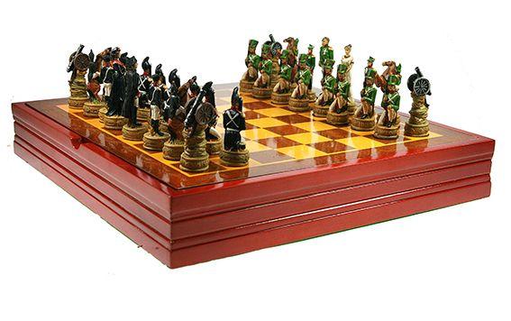 Русские Подарки Шахматы Бородинское сражение. 2452724527