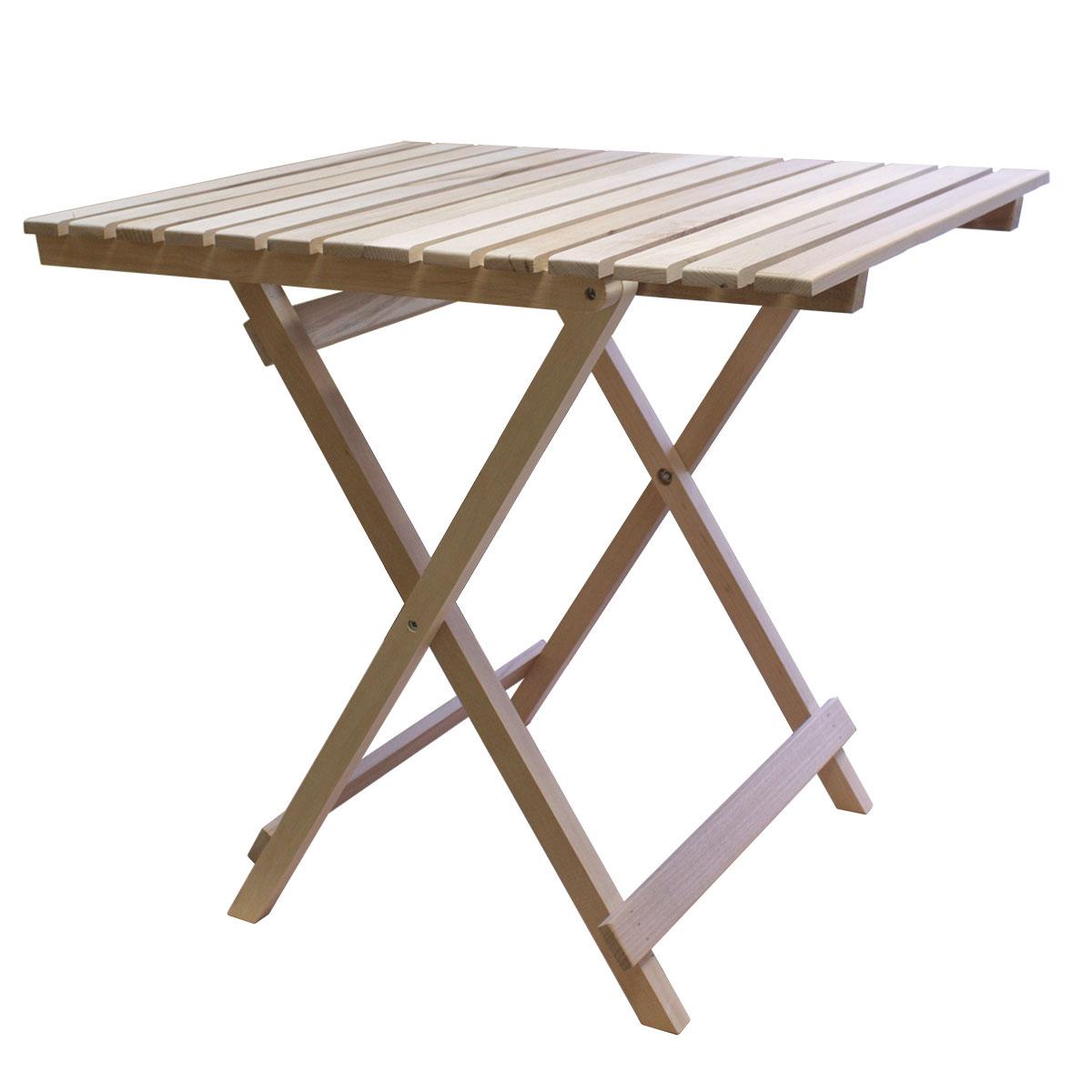Стол складной Счастливый дачникСTOСДСкладной стол Счастливый дачник - это незаменимый предмет на даче для приятного времяпрепровождения. Стол выполнен из дерева (ольха), легко складывается и компактен при хранении. Стол прекрасно подойдет для комфортного отдыха на даче.