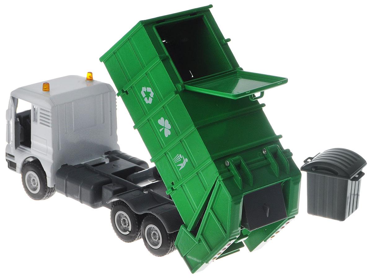 Junfa Toys Мусоровоз Hy Truck