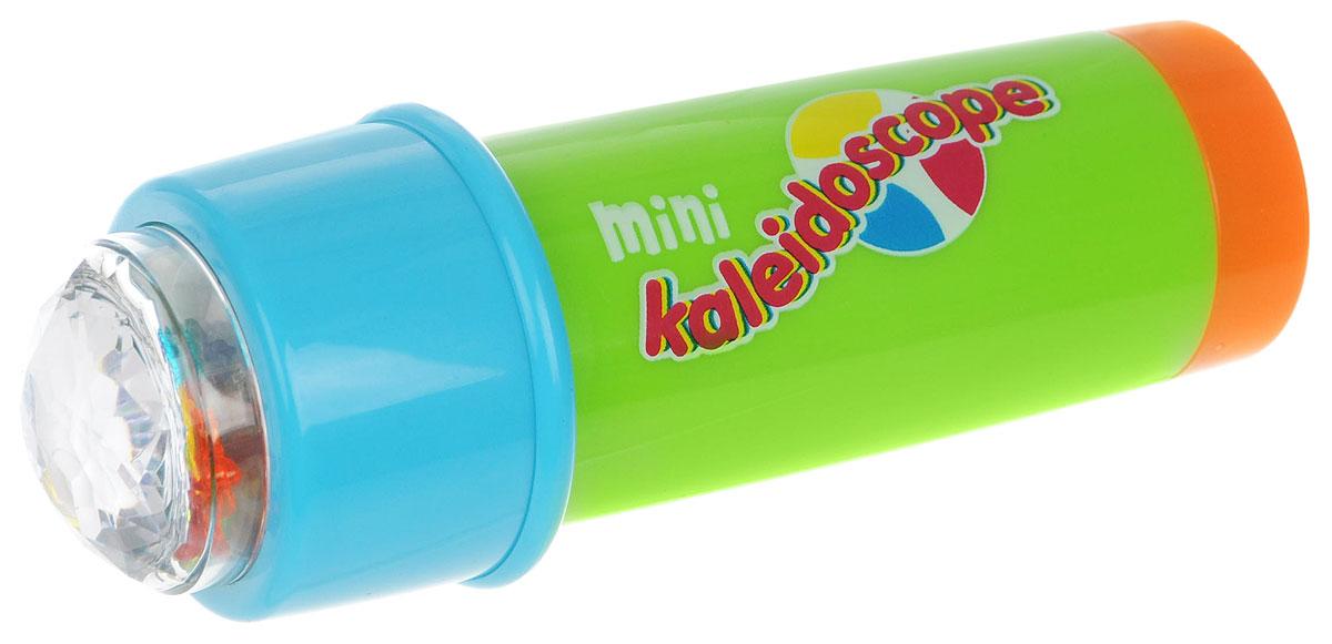 Playgo Калейдоскоп цвет зеленый голубойPlay 29905_зеленый, голубойКалейдоскоп Playgo с волшебными узорами и орнаментами откроет для вашего ребенка новый мир цветов и форм. При каждом новом движении игрушка показывает невероятные картинки и отражения. Калейдоскоп выполнен из прочного и безопасного пластика ярких цветов. Занятия с калейдоскопом развивают у крохи цветовосприятие и формируют ассоциативное мышление, знакомят с окружающим миром и понятием геометрических форм. Доказано, что 15 минут рассматривания картинок в калейдоскопе оказывают релаксирующее действие, сравнимое по целебности с 5 минутами здорового смеха. Цвета прибора и невероятные по красоте композиции помогают улучшить самочувствие и даже повысить эффективность работы. Калейдоскоп - это универсальный подарок, который подойдет детям и взрослым, и поможет отдохнуть от серых красок будней, окунувшись в мир потрясающих узоров и невероятных цветов.