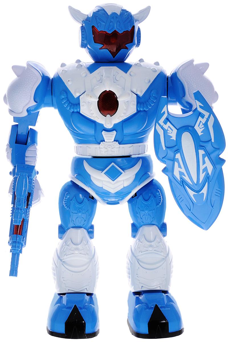 ABtoys Робот с бластером и щитом C-00099(LT99222)