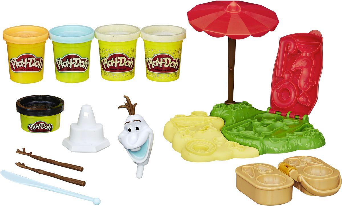 Play-Doh Игровой набор Летние приключения Олафа