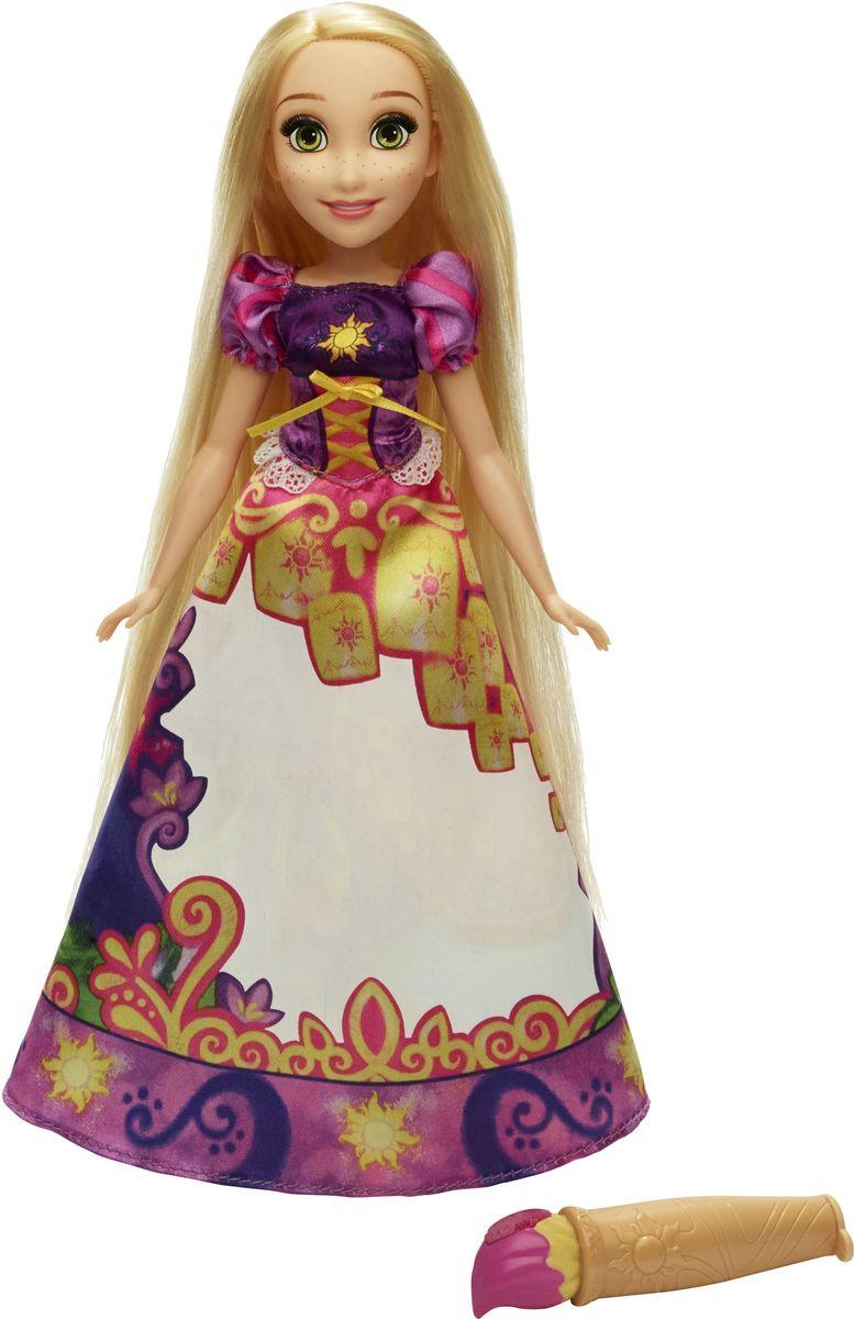 Disney Princess Кукла Рапунцель в волшебной юбкеB5295EU6_B5297