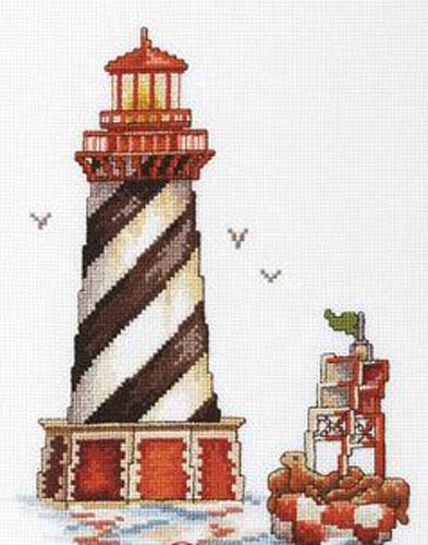 Набор для вышивания крестом RTO Маяк. Залив тюленя, 17 х 25 смM392Красивый рисунок-вышивка, выполненный на канве, выглядит оригинально и всегда модно. Работа, сделанная своими руками, создаст особый уют и атмосферу в доме и долгие годы будет радовать вас и ваших близких. Набор для вышивания RTO Маяк. Залив тюленя содержит все необходимые материалы. Вышивка выполняется швом счетный крест в две нити мулине. В состав набора входит: - канва Aida 16 белого цвета (100% хлопок), 6,4 клеток = 1 см; - вышивальные нитки-мулине DMC на карте, разобранные по цветам (35 цветов, 100% хлопок); - символьная схема; - инструкция; - игла для вышивания. Уровень сложности: 4.
