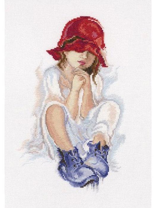 Набор для вышивания крестом RTO Мечтающая девочка, 18 х 28,5 смМ556Красивый рисунок-вышивка, выполненный на канве, выглядит оригинально и всегда модно. Работа, сделанная своими руками, создаст особый уют и атмосферу в доме и долгие годы будет радовать вас и ваших близких. Набор для вышивания RTO Мечтающая девочка содержит все необходимые материалы. Вышивка выполняется швом счетный крест в две нити мулине. В состав набора входит: - канва Aida 14 белого цвета (100% хлопок, 5,5 клеток = 1 см, рисунок не нанесен); - вышивальные нитки-мулине DMC на карте, разобранные по цветам (28 цветов, 100% хлопок); - символьная схема; - инструкция; - игла для вышивания. Уровень сложности: 3.