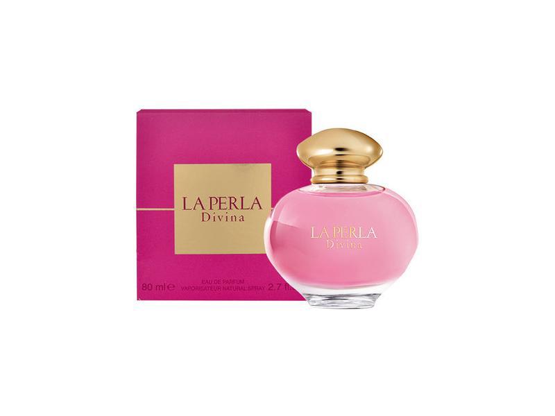 La Perla Divina Woman Парфюмерная вода, 50 мл12838Фруктовые, цветочные. Клубника, мандарин, шампанское, жасмин, роза, цветок апельсина, ваниль, мускус, экзотическая древесина.