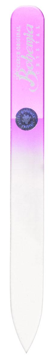 Пилка стеклянная Bohemia 1202b, цветная, длина 12см