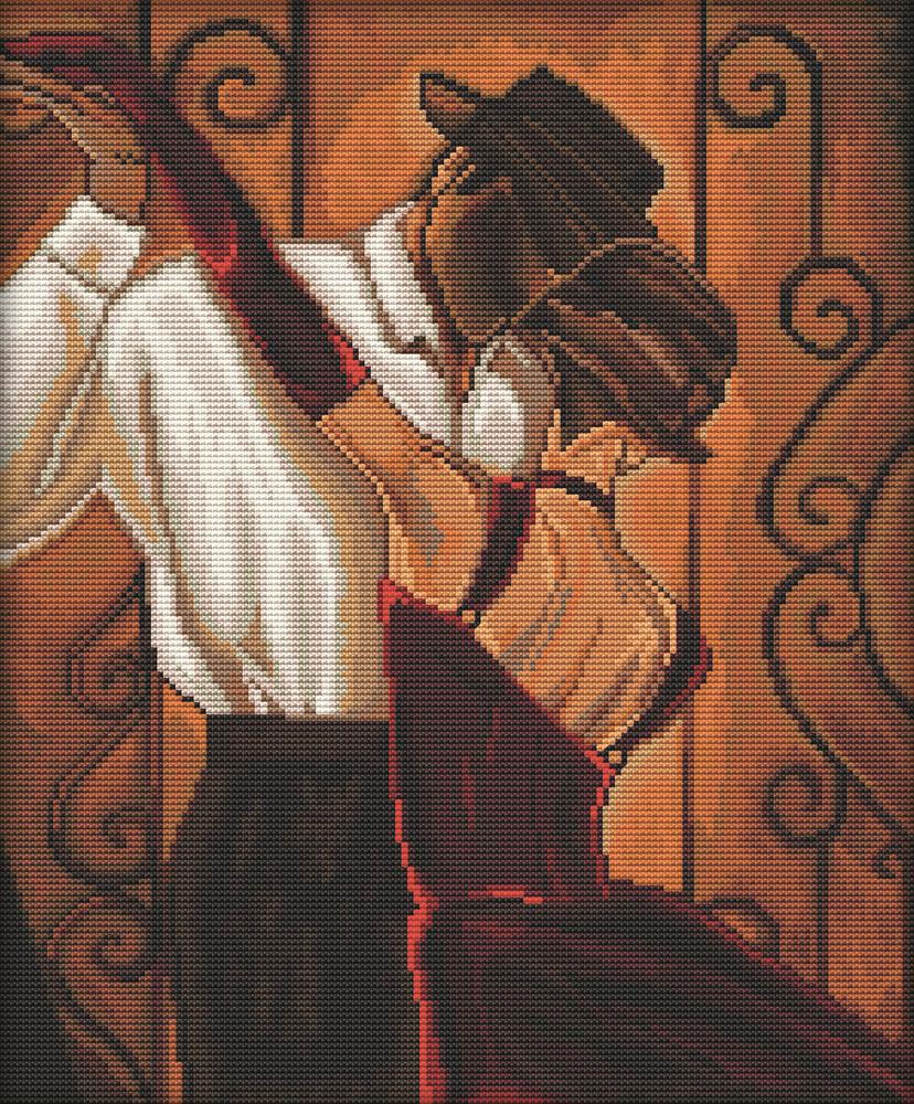 Набор для вышивания крестом RTO Триш Биддл. Эффектные женщины в роскошных местах, 27 х 33 см. M239M239Красивый рисунок-вышивка, выполненный на канве, выглядит оригинально и всегда модно. Работа, сделанная своими руками, создаст особый уют и атмосферу в доме и долгие годы будет радовать вас и ваших близких. Набор для вышивания RTO Триш Биддл. Эффектные женщины в роскошных местах содержит все необходимые материалы. Вышивка выполняется швом счетный крест в две нити мулине. В состав набора входит: - канва Aida 14 белого цвета (100% хлопок), 5,5 клеток = 1 см; - вышивальные нитки-мулине DMC на карте, разобранные по цветам (21 цвет, 100% хлопок); - символьная схема; - инструкция; - игла для вышивания. Уровень сложности: 4.