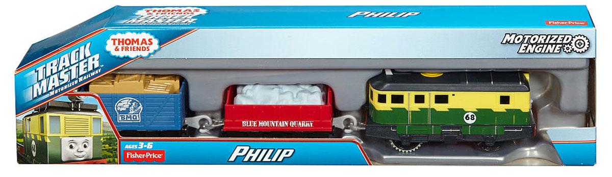 Thomas & Friends Паровозик Филипп