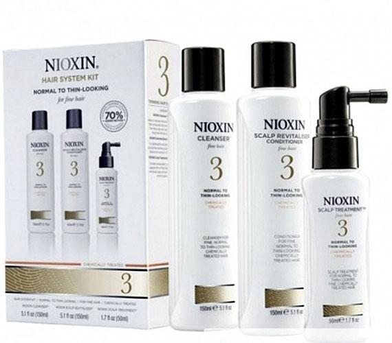Nioxin System Набор (Система 3) 3 Kit 150 мл+150 мл+40 мл