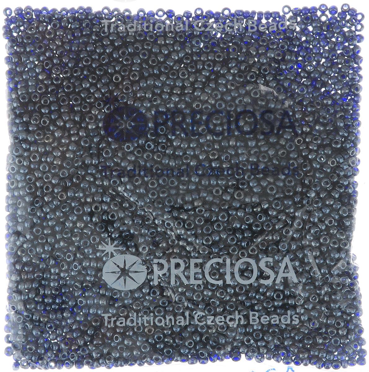 Бисер Preciosa Ассорти, непрозрачный, цвет: синий металлик (18), 50 г. 163142163142_18_синийБисер Preciosa Ассорти, изготовленный из пластика круглой формы, позволит вам своими руками создать оригинальные ожерелья, бусы или браслеты, а также заняться вышиванием. В бисероплетении часто используют бисер разных размеров и цветов. Он идеально подойдет для вышивания на предметах быта и женской одежде. Изготовление украшений - занимательное хобби и реализация творческих способностей рукодельницы, это возможность создания неповторимого индивидуального подарка.