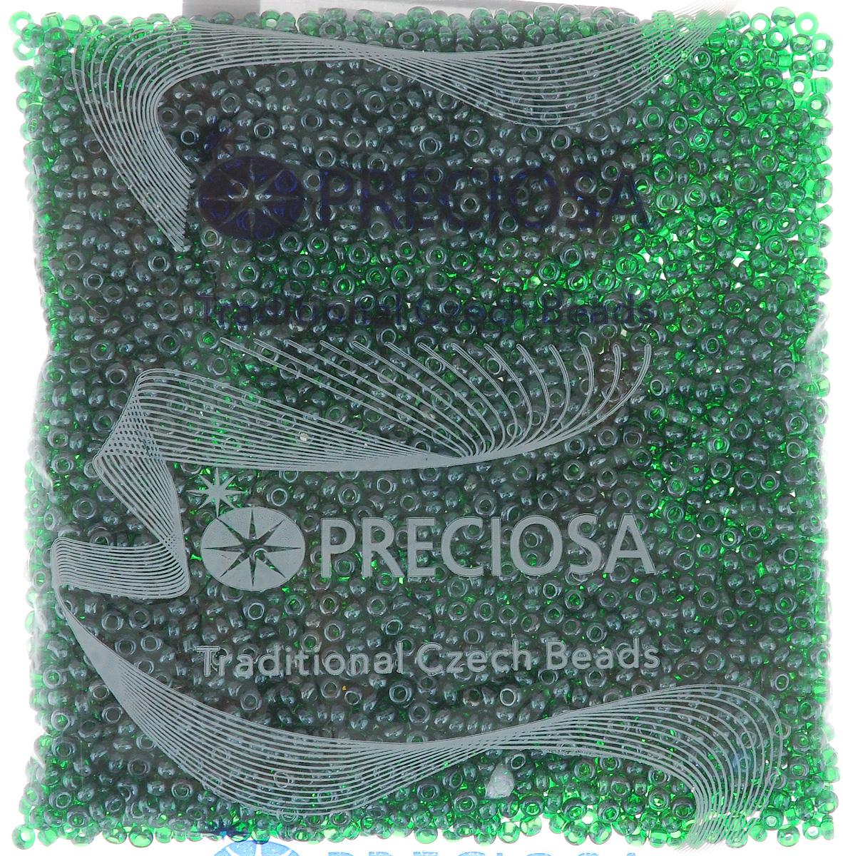 Бисер Preciosa Ассорти, непрозрачный, цвет: зеленый (11), 50 г. 163142163142_11_зеленыйБисер Preciosa Ассорти, изготовленный из пластика круглой формы, позволит вам своими руками создать оригинальные ожерелья, бусы или браслеты, а также заняться вышиванием. В бисероплетении часто используют бисер разных размеров и цветов. Он идеально подойдет для вышивания на предметах быта и женской одежде. Изготовление украшений - занимательное хобби и реализация творческих способностей рукодельницы, это возможность создания неповторимого индивидуального подарка.
