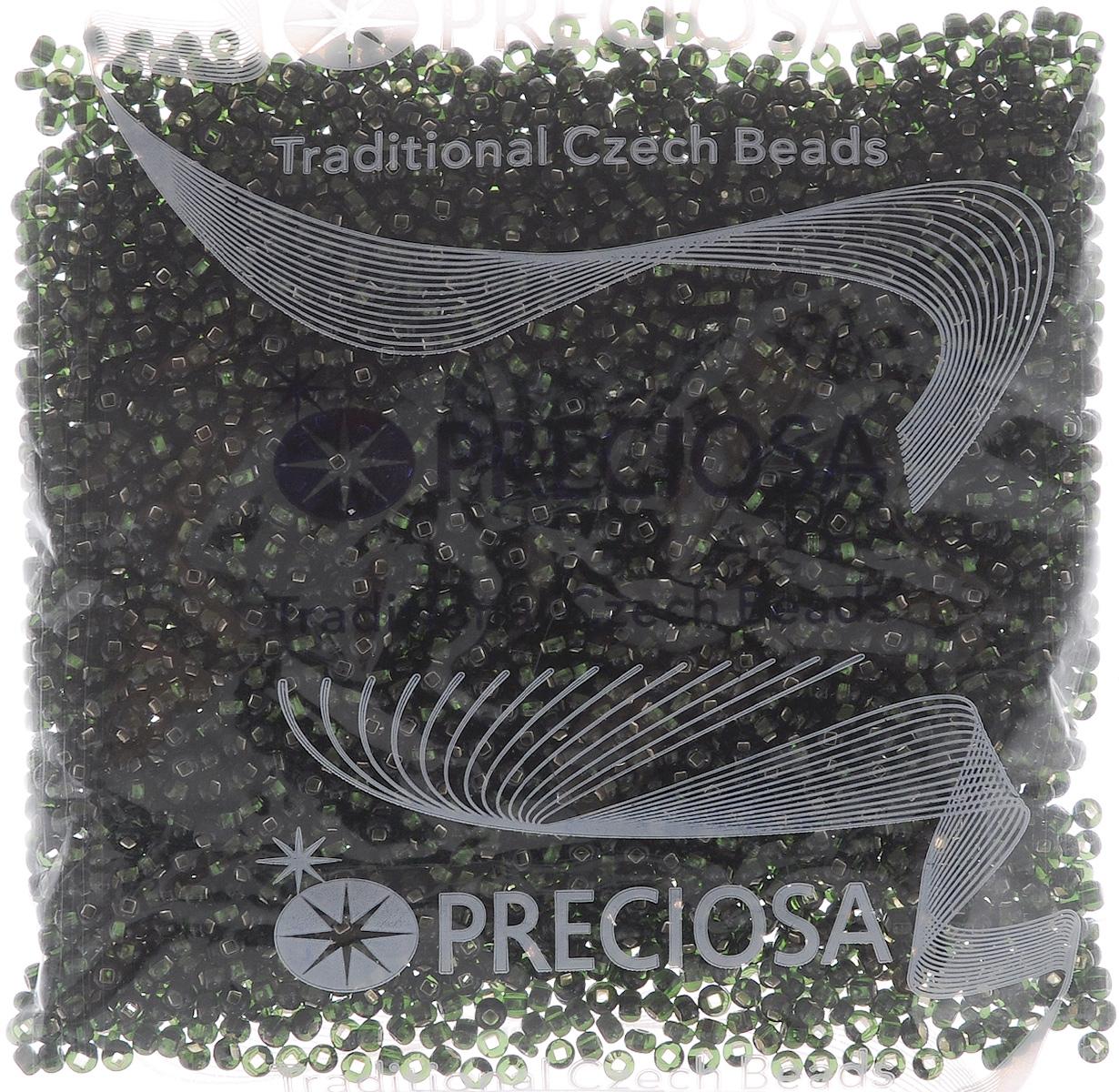 Бисер Preciosa Ассорти, непрозрачный, цвет: темно-зеленый (06), 50 г. 163142163142_06_зеленыйБисер Preciosa Ассорти, изготовленный из пластика круглой формы, позволит вам своими руками создать оригинальные ожерелья, бусы или браслеты, а также заняться вышиванием. В бисероплетении часто используют бисер разных размеров и цветов. Он идеально подойдет для вышивания на предметах быта и женской одежде. Изготовление украшений - занимательное хобби и реализация творческих способностей рукодельницы, это возможность создания неповторимого индивидуального подарка.