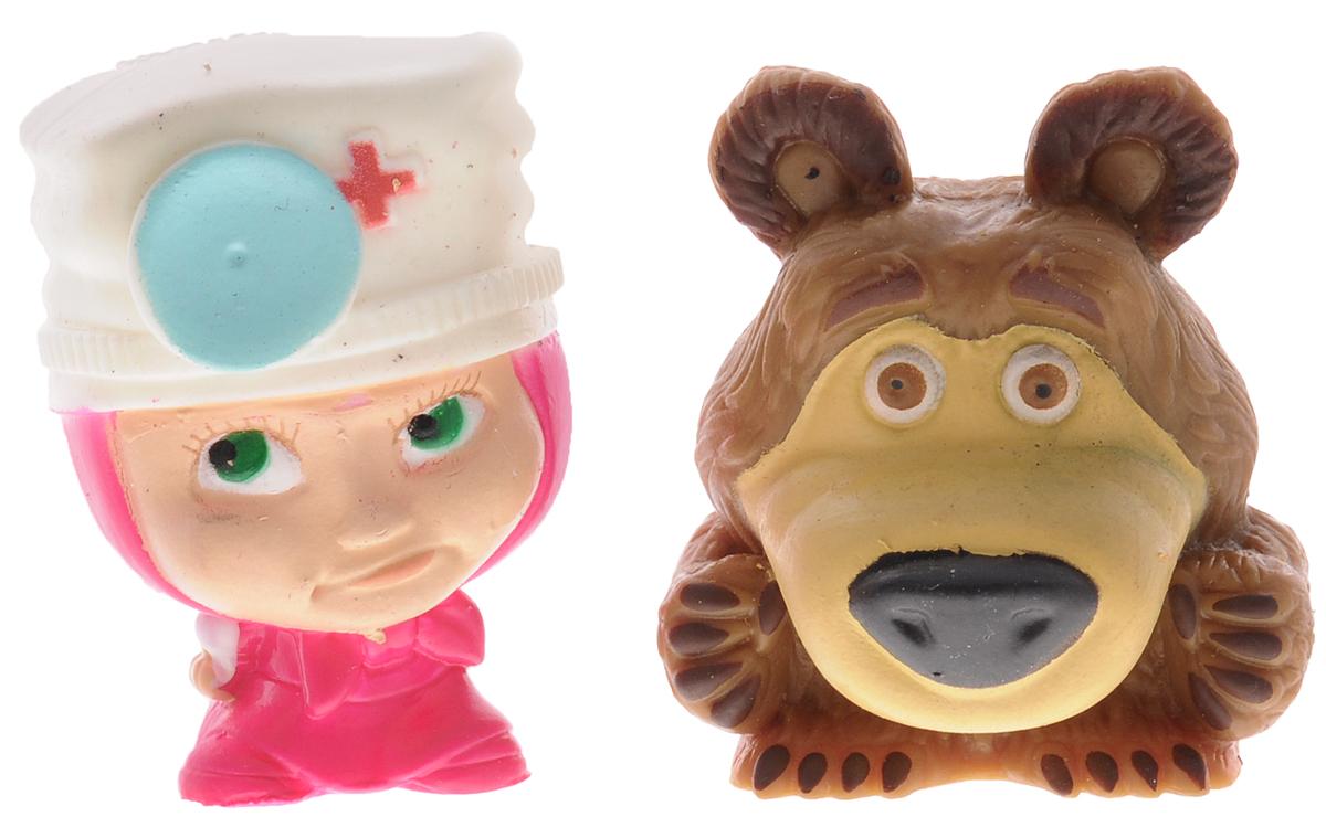 Маша и Медведь Фигурка-мялка Медсестра 2 шт36300-0000012-01_ медсестраФигурки-мялки Маша и Медведь непременно понравятся вашему малышу! Игрушки изготовлены из безопасной термопластичной резины с жидким наполнителем, благодаря чему их можно сжимать, крутить, кидать - а они всегда будут возвращаться в первоначальный вид. Фигурки-мялки способствуют развитию мелкой моторики пальцев рук, развивают творческое мышление, укрепляют кистевые мышцы рук, создают позитивный эмоциональный фон и являются замечательным антистрессом. Порадуйте своего ребенка таким замечательным подарком!