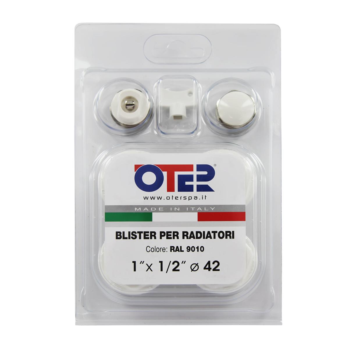 Набор комплектующих для установки радиатора 1