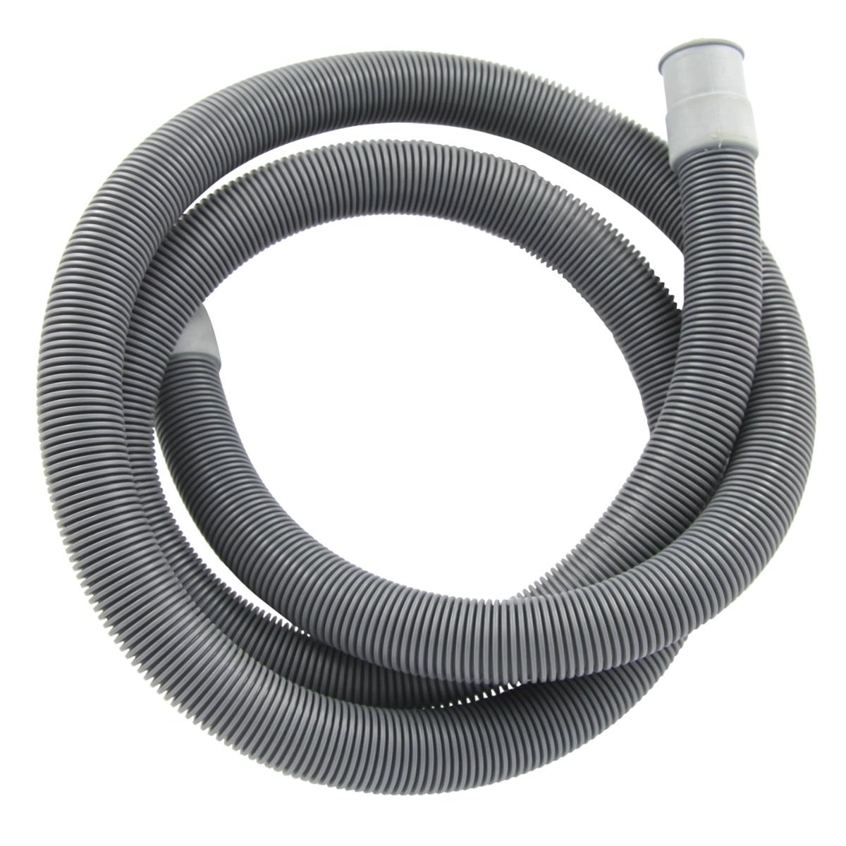 Шланг сливной для стиральной машины, 2м ЗИП-ФЛЕКС