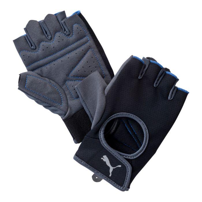 Перчатки для фитнеса мужские Puma Training Gloves, цвет: черный. 04115801. Размер L (27) ( 04115801 )