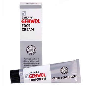 Gehwol Gerlachs Footcream - Крем для уставших ног 75 мл