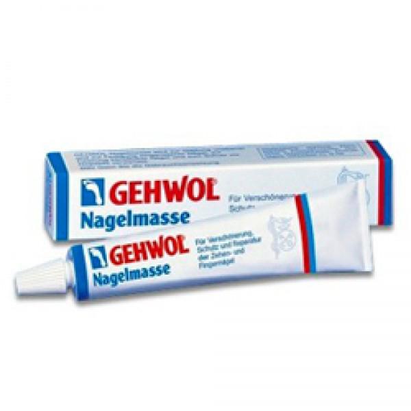 Gehwol Nagelmasse - Клей для ногтей 15 мл1*25201Клей для ногтей (Gehwol Nagelmasse) предназначен для улучшения качества неровных, слоящихся или потрескавшихся ногтей и их укрепления, фиксации искусственных ногтей при защите от грибковых заболеваний. Он придаёт ногтям ухоженный и натуральный вид и может использоваться под лак для ногтей. Назначение: средство для улучшения качества неровных, слоящихся или потрескавшихся ногтей и их укрепления, фиксации искусственных ногтей при защите от грибковых заболеваний.