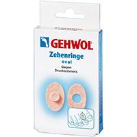 Gehwol Zehenringe Oval - Овальные кольца для пальцев 9 шт