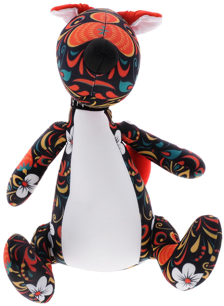 Maxi Toys Игрушка-антистресс Собака ХохломаMT-D091284_черныйИногда так хочется отдохнуть, расслабиться и забыть обо всем. Игрушка-антистресс Собака Хохлома способна зарядить вас позитивом и стать аккумулятором хорошего настроения. Игрушка выполнена в виде милой собачки с черно-красно-белой расцветкой, под русский стиль Хохлома. Помимо того, что антистрессовые игрушки очень эффектны и красивы, они создают поистине волшебный релаксирующий эффект. Благодаря тому, что их поверхность выполнена из полиэстера, они приятны на ощупь. Но главный секрет этих моделей в их наполнителе. Внутри игрушек находятся тысячи мельчайших гранул полистирола. Идеальный рецепт хорошего настроения! Они подходят абсолютно всем, поскольку не вызывают аллергии. Оригинальный стиль и великолепное качество исполнения делают эту игрушку чудесным подарком к любому празднику, а жизнерадостный образ представит такой подарок в самом лучшем свете.