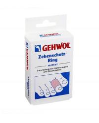 Gehwol Zehenschutz-Ring - Кольца для пальцев защитные большие 2 шт1*27514Кольца для пальцев защитные большие Геволь (Gehwol Zehenschutz-Ring) - мягкое, не приносящее беспокойства кольцо из пено-материала, применяемое при возникновении натертых мест на пальцах и между пальцами, сдавливании и неправильном положении пальцев ног. Медицинский продукт. Назначение: Защищает от болезненного сдавливания мозоли на пальцах и между ними, костные наросты. Количество: 2 шт