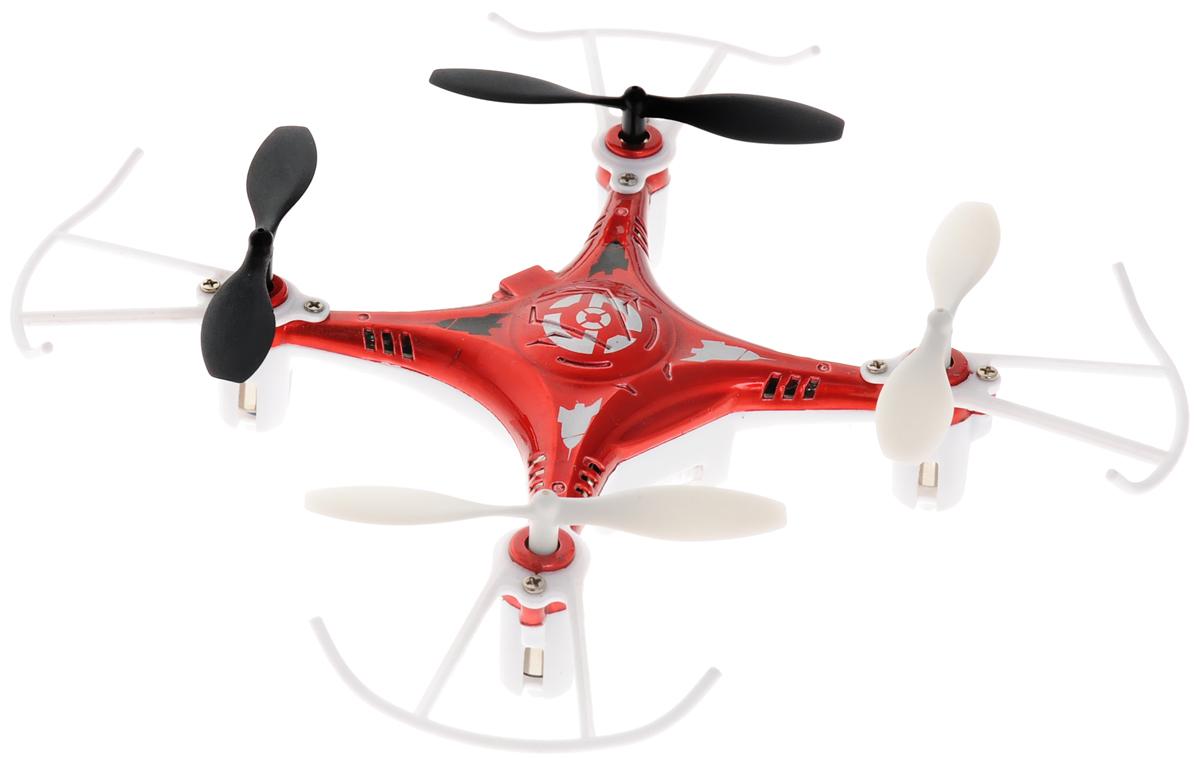 Bayang Toy Квадрокоптер на радиоуправлении X7 цвет розовый ( X7_розовый )