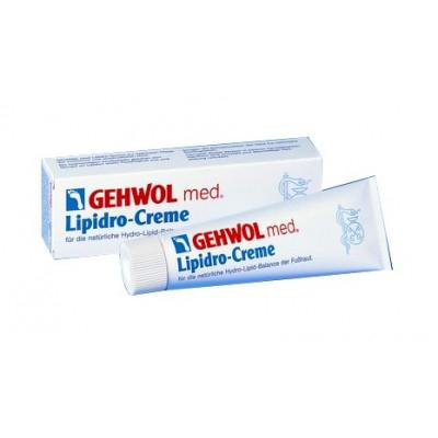 Gehwol Med Lipidro Cream - Крем Гидро-баланс для ног 125 мл1*40807Крем Гидро-баланс (Gehwol med Lipidro Cream) создан для оптимального ухода за сухой и особо чувствительной кожей. Высокоэффективные материалы, содержащиеся в этом средстве, выравнивают недостаток липидов, а также влаги, и приводят в равновесие естественные защитные функции кожи. Активные вещества связывают воду в более глубоких слоях кожи. Ее огрубевшие участки размягчаются, а также уменьшается их образование снова. Масло облепихи и масло авокадо с их высоким содержанием ненасыщенных жирных кислот доставляют сухой коже недостающие липиды, и уменьшают количество воды, выделяющейся с потом и испарением. Эта защитная функция поддерживается специальным экстрактом из водорослей. Вещество аллантоин, содержащееся в конском каштане, содействует регенерации кожи. Масло папоротника выполняет роль антибактериального и дезодорирующего компонента. Ежедневное применение Крема Гидро-баланс Геволь мед (Gehwol med Lipidro Cream) защищает ноги от возникновения неприятных запахов, грибковых поражений...