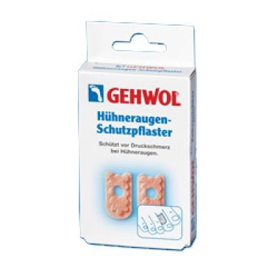Gehwol Huhneraugen-Pflaster - Мозольный пластырь 9 шт1*261112Мозольный пластырь Геволь (Gehwol Huhneraugen-Pflaster) защитит кожу ног, если на ней имеются мозоли, волдыри и натоптыши, надежно предохранит поврежденные места от проникновения инфекции. Он действует самым деликатным образом, уменьшая болевые ощущения в поврежденных местах и ускоряя заживление, благодаря специальному защитному слою. Мягкий и нежный мозольный пластырь устраняет неудобство и боль, приятен на ощупь, может использоваться как защита от болезненного надавливания, при наличии некоторых проблем в спортивной обуви или обуви для танцев и как вспомогательное, профилактическое средство от натираний. Результат: Gehwol Huhneraugen-Pflaster уменьшит болевые ощущения и ускорит заживление кожи стоп. Применение: Закрепить пластырь в местах стоп, где имеются мозоли, волдыри и натоптыши. Количество: 9 шт