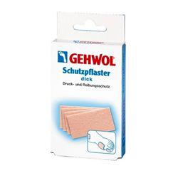 Gehwol Schutzpflaster - Защитный пластырь (толстый) 4 шт