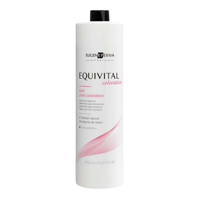 Eugene Perma Post-Coloration Shampoo Equivital - Шампунь после окраски волос с фито-керамидами подсолнуха 1000 млEP0272451