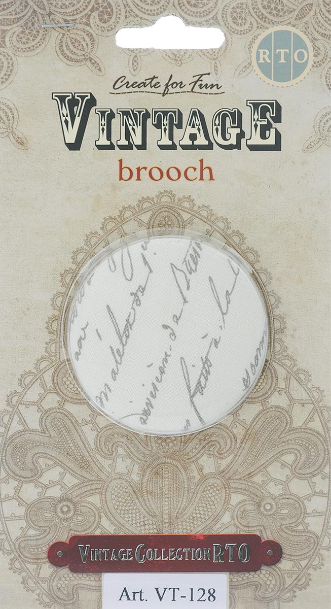 "RTO / ��� ����� RTO ""Vintage. Brooch"", ����: ��������, �����, ������� 6 ��. VT-128"