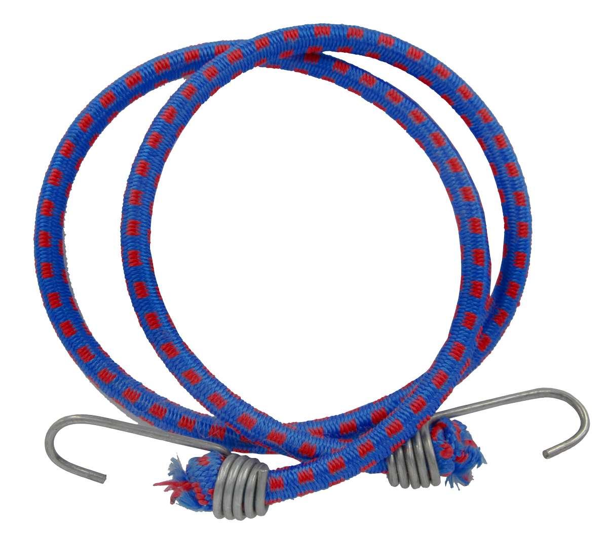Резинка багажная с крючками 10 мм х 140 см МастерПроф