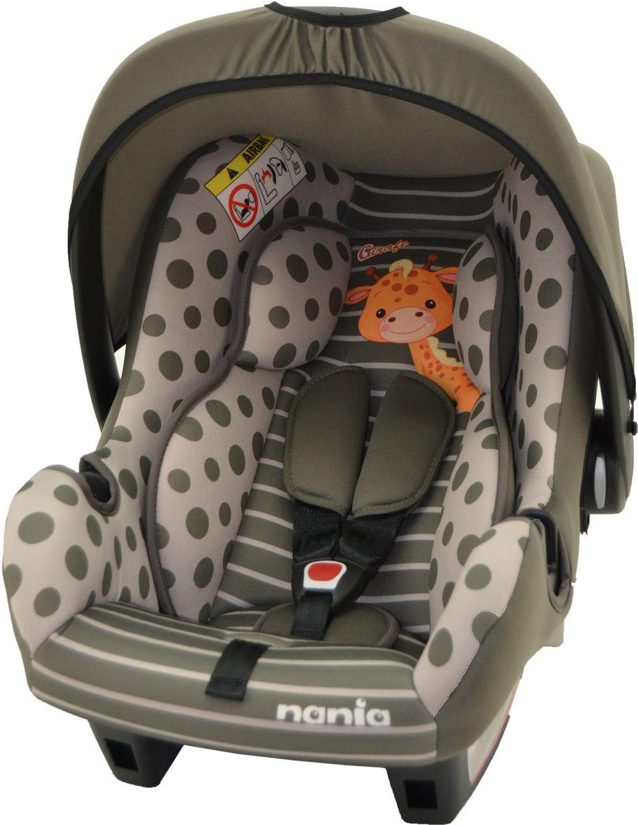 Nania Автокресло Beone SP girafe