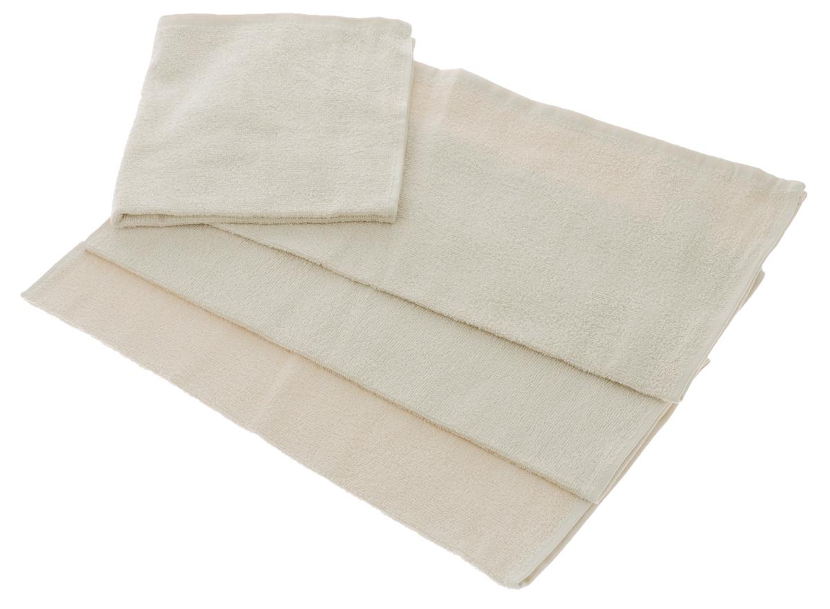 Набор махровых полотенец Aisha Home Textile, цвет: бежевый, 40 х 40 см, 4 штУзТ-НПБ-100-03Набор Aisha Home Textile состоит из 4 махровых полотенец, выполненных из натурального 100% хлопка. Изделия отлично впитывают влагу, быстро сохнут, сохраняют яркость цвета и не теряют формы даже после многократных стирок. Полотенца Aisha Home Textile очень практичны и неприхотливы в уходе. Комплектация: 4 шт.