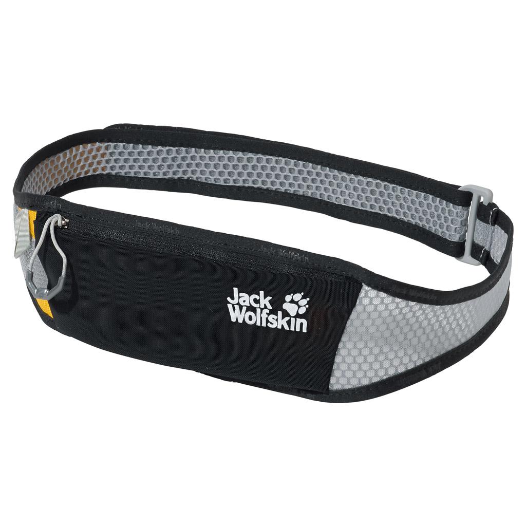 Сумка поясная спортивная Jack Wolfskin Speed Liner Belt, цвет: черный. 2004531-60002004531-6000Очень легкая, хорошо вентилируемая набедренная сумка для бега на короткие дистанции. Сумка оснащена отделением на молнии.