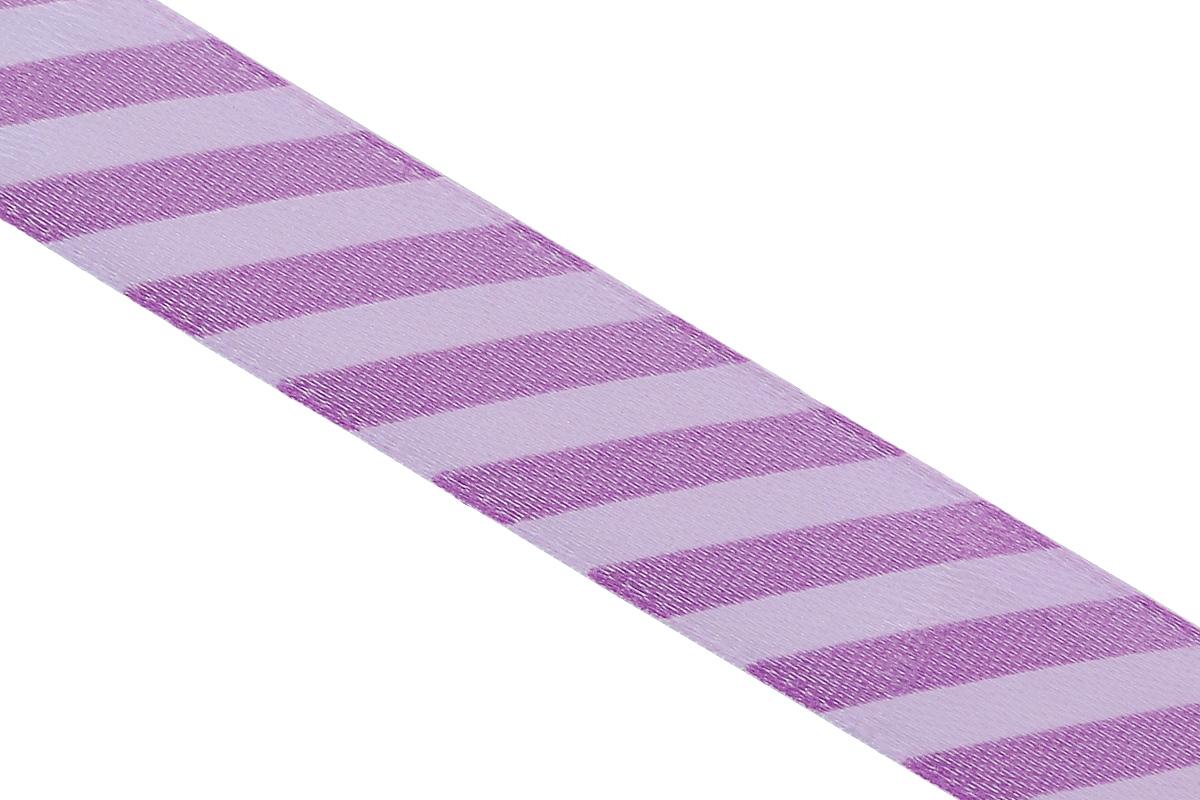 Лента атласная Dekor Line Диагональ, цвет: фиолетовый, сиреневый, 1,5 х 300 см7710552_фиолетовыйАтласная лента Dekor Line Диагональ выполнена из высококачественного полиэстера. Область применения атласной ленты весьма широка. Лента предназначена для оформления цветочных букетов, подарочных коробок, пакетов. Кроме того, она с успехом применяется для художественного оформления витрин, праздничного оформления помещений, изготовления искусственных цветов. Ее также можно использовать для творчества в различных техниках, таких как скрапбукинг, оформление аппликаций, для украшения фотоальбомов, подарков, конвертов, фоторамок, открыток и прочего. Ширина ленты: 1,5 см. Длина ленты: 3 м.