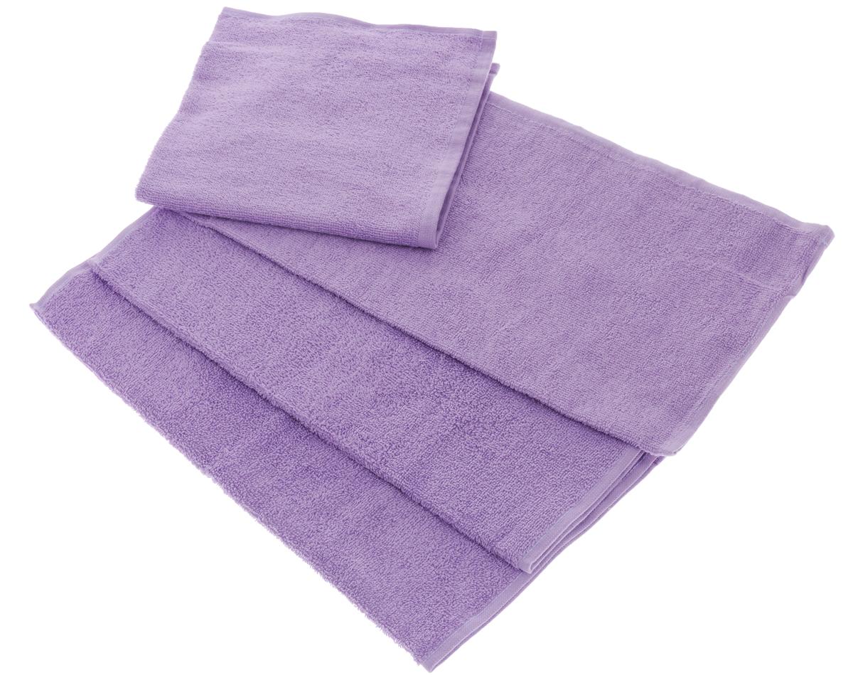 Набор махровых полотенец Aisha Home Textile, цвет: сиреневый, 40 х 40 см, 4 штУзТ-НПБ-100-05Набор Aisha Home Textile состоит из 4 махровых полотенец, выполненных из натурального 100% хлопка. Изделия отлично впитывают влагу, быстро сохнут, сохраняют яркость цвета и не теряют формы даже после многократных стирок. Полотенца Aisha Home Textile очень практичны и неприхотливы в уходе. Комплектация: 4 шт.