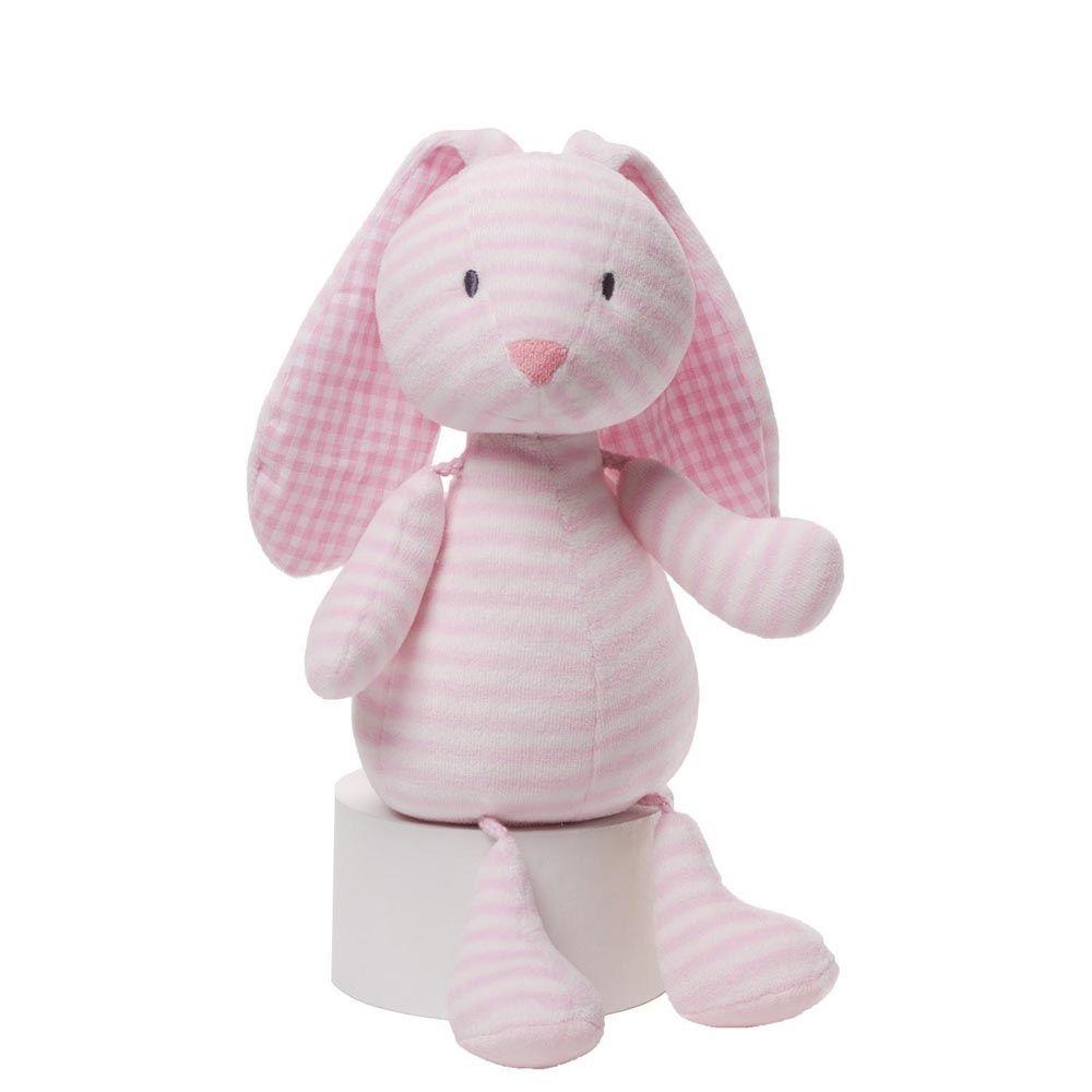 Gund Мягкая игрушка Stripes & Dots Brynlee4040374Милые, мягкие и безопасные, игрушки фирмы Gund отличаются реалистичным внешним видом, напоминающим настоящего питомца. Только посмотрите на эту милую мордашку, которая так приветливо смотрит на вас. Разве можно устоять перед её обаянием? Конечно нет, да и не нужно! Такая игрушка вызывает умиление не только у детей , но и у взрослых. Поэтому она станет отличным подарком не только ребёнку, но и друзьям!