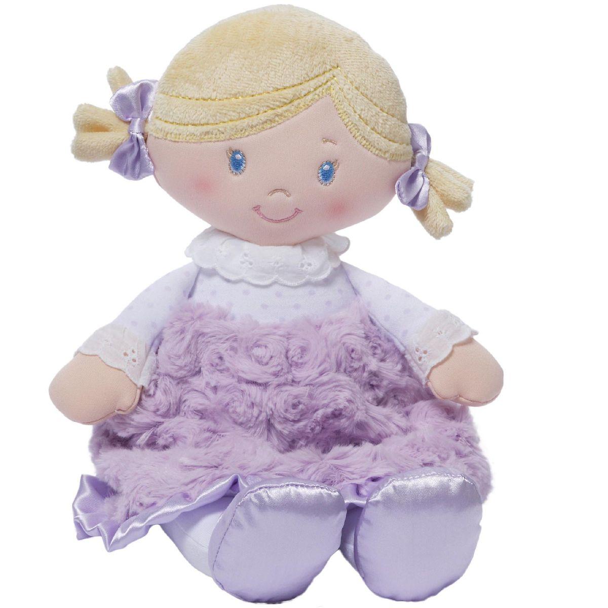 Gund Мягкая кукла Cece Doll4048407Милые, мягкие и безопасные, игрушки фирмы Gund отличаются реалистичным внешним видом, напоминающим настоящего питомца. Только посмотрите на эту милую мордашку, которая так приветливо смотрит на вас. Разве можно устоять перед её обаянием? Конечно нет, да и не нужно! Такая игрушка вызывает умиление не только у детей , но и у взрослых. Поэтому она станет отличным подарком не только ребёнку, но и друзьям!