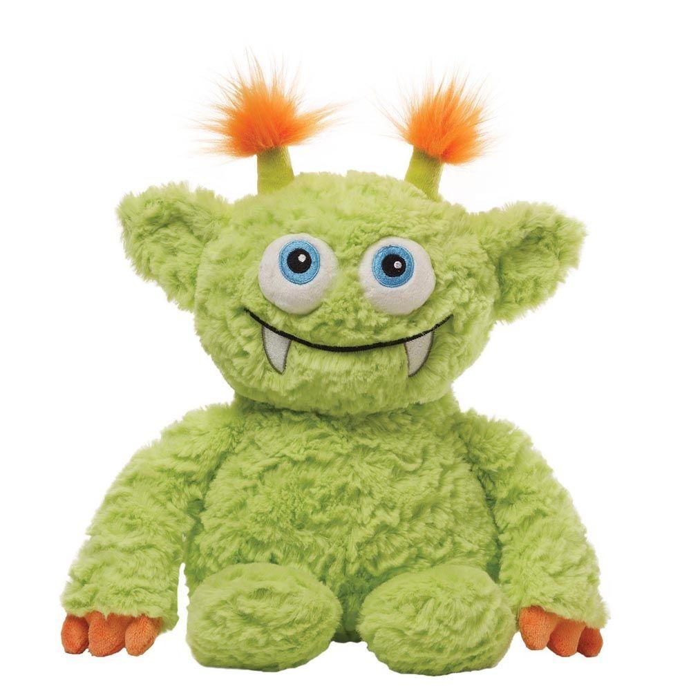 Gund Мягкая игрушка Monsteroos Beeper4040191Милые, мягкие и безопасные, игрушки фирмы Gund отличаются реалистичным внешним видом, напоминающим настоящего питомца. Только посмотрите на эту милую мордашку, которая так приветливо смотрит на вас. Разве можно устоять перед её обаянием? Конечно нет, да и не нужно! Такая игрушка вызывает умиление не только у детей , но и у взрослых. Поэтому она станет отличным подарком не только ребёнку, но и друзьям!