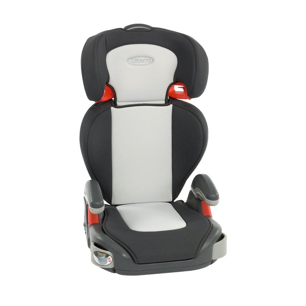Graco Автокресло Junior Maxi от 15 до 36 кг цвет черный светло-серый1808406Автокресло Graco Junior Maxi группы 2-3 предназначено для детей весом от 15 до 36 кг (около 3-12 лет). Особенности: EPS, абсорбирующая энергию форма сидения; Снимающаяся подкладка на сидение, которую можно стирать; Легко регулируемые подлокотники для дополнительного комфорта; Поддержка для головы, регулируемая одной рукой, меняет свое положение по мере роста ребенка; Легко трансформируется в бустер без спинки; Снимающаяся подставка для стакана и снеков; Группы 2-3: используется от 15 до 36 кг (около 3-12 лет) Легкое и удобное для переноски; Красные места под ремень безопасности помогают обеспечить правильную установку; Одобрено cтандартами: ECE R44/03, US Safety Standart FMVSS 213 и проверено New Car Assesment (NCAP), а также проверено на Extreme - Car Interior Temperature; Изменение наклона головы при помощи одного нажатия; Изменение наклона...