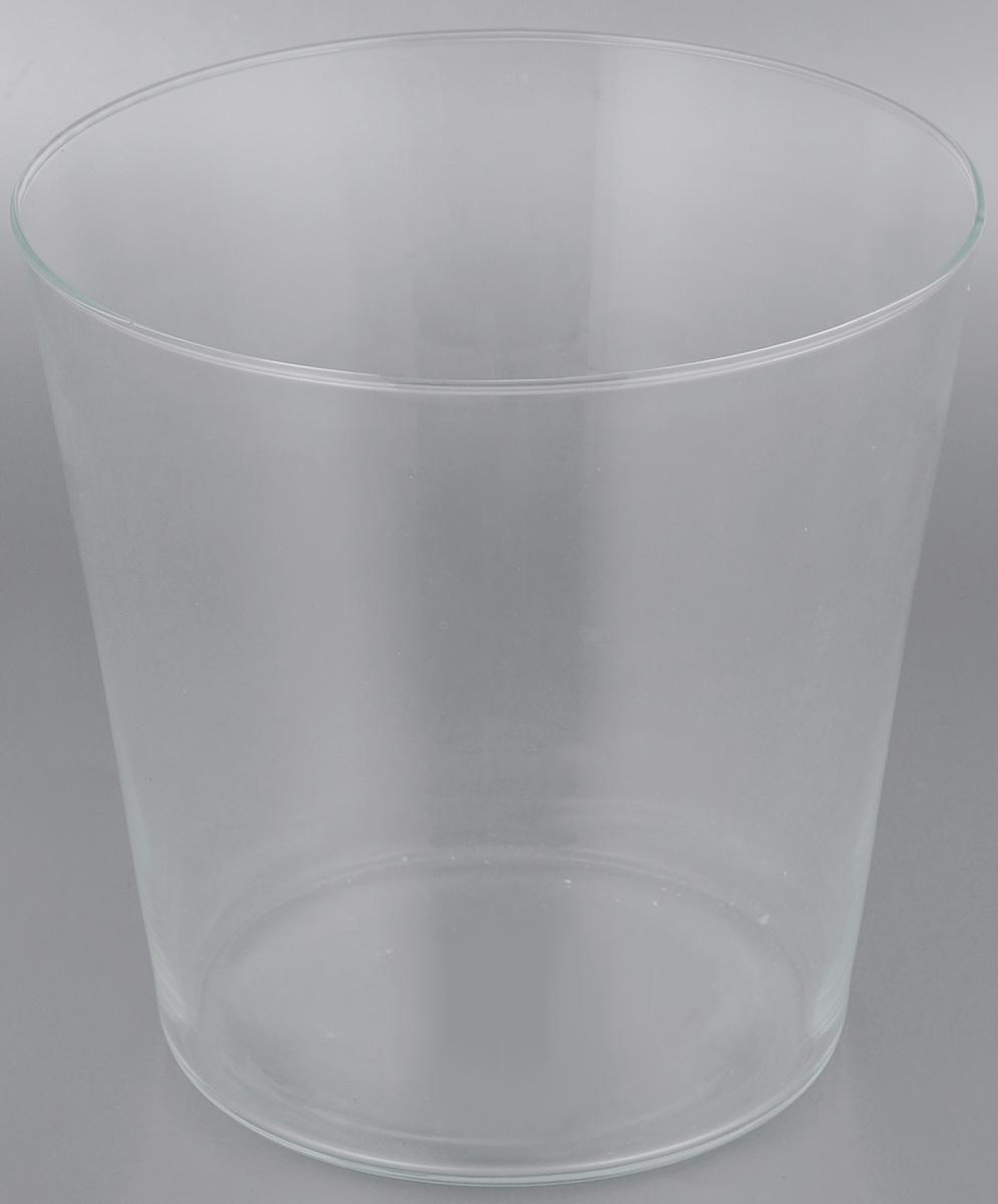 Ваза декоративная Феникс-Презент Конус-рома 2, высота 18 см40836Элегантная ваза Феникс-Презент Конус-рома 2 выполнена из высококачественного прозрачного стекла. Изделие придется по вкусу и ценителям классики, и тем, кто предпочитает утонченность и изящность. Вы можете поставить вазу в любом месте, где она будет удачно смотреться и радовать глаз. Такая ваза подойдет для декора интерьера. Кроме того - это отличный вариант подарка для ваших близких и друзей. Высота вазы: 18 см. Диаметр (по верхнему краю): 18 см. Диаметр дна: 13 см. Объем вазы: 3,2 л.