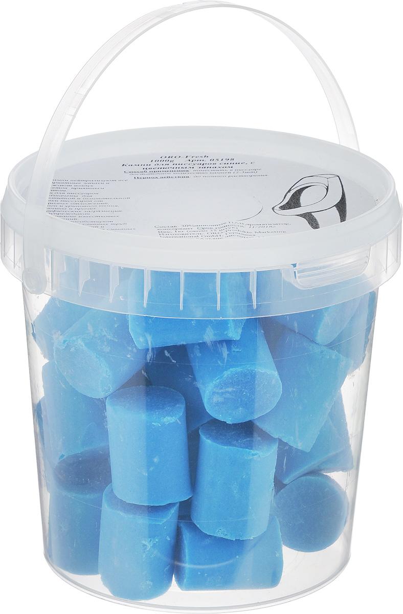 Камни для писсуаров ORO-Fresh, с цветочным запахом, 1 кг05198Камни ORO-Fresh нейтрализуют все неприятные запахи и наполняют воздух туалетов приятным ароматом. Изделия предназначены для эффективной и основательной очистки писсуаров от кальциевых отложений, водного и уринового камня, ржавчины и прочих специфических отложений. Предупреждают образование известковых отложений. Также способствуют прочистке сливных труб от загрязнений и облегчают слив смывных вод. Средство не содержит парадихлорбензола. Способ применения: поместить в писсуаре достаточное количество камней (2-3 шт). В комплект входит около 35 шт. Состав: 30% анионные ПАВ, ароматизатор, консервант. Товар сертифицирован.