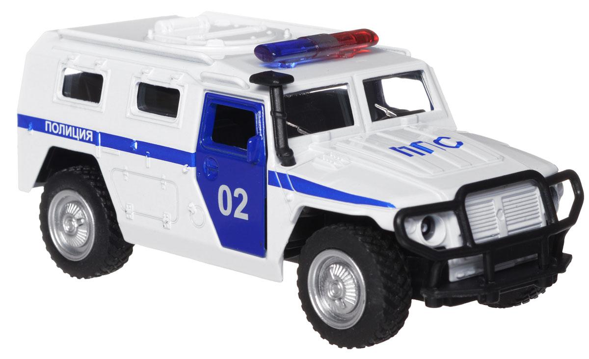 ТехноПарк Модель автомобиля ГАЗ Тигр Полиция